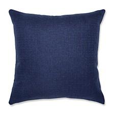"""Sonoma Navy 18"""" Throw Pillow"""