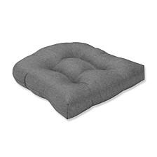 Sonoma Pewter Wicker Seat Cushion