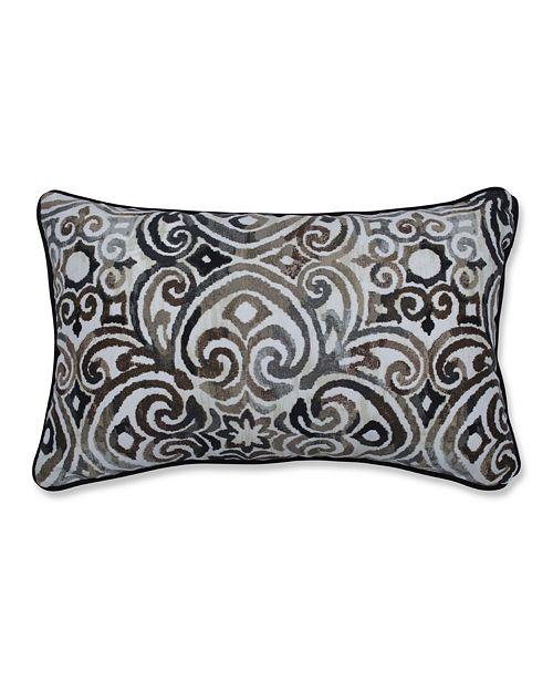 Pillow Perfect Corinthian Driftwood Rectangular Throw Pillow, Set of 2