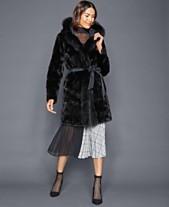 88c958919994 black mink coat - Shop for and Buy black mink coat Online - Macy s