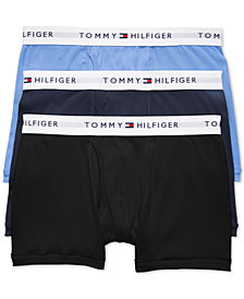 Tommy Hiliger Men's 3-Pk. Trunks