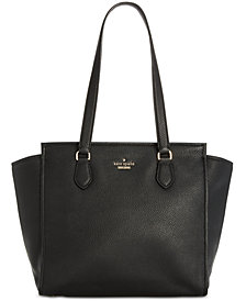 kate spade new york Jackson Street Hayden Small Pebble Leather Shoulder Bag