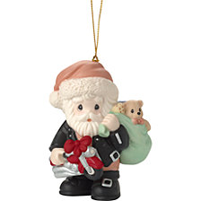 Precious Moments All Revved Up For The Holidays Ornament
