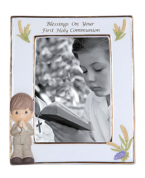 Precious Moments Blessings On Your First Holy Communion Photo Frame