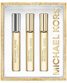 3-Pc. House Of Michael Kors Rollerball Gift Set, A $90 Value