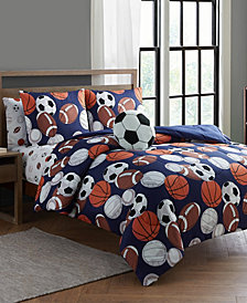Lets Play Comforter Set Collection