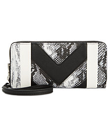 I.N.C. Averry Zip-Around Wallet, Created for Macy's