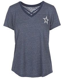 Authentic NFL Apparel Women's Dallas Cowboys Erika T-Shirt