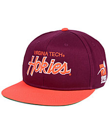 Nike Virginia Tech Hokies Sport Specialties Snapback Cap