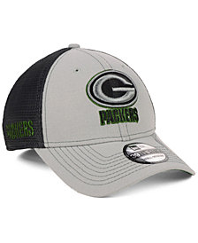 New Era Green Bay Packers 2-Tone Sided 39THIRTY Cap
