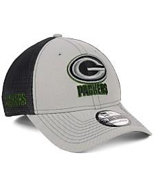 New Era Green Bay Packers 2-Tone Sided 39THIRTY Cap