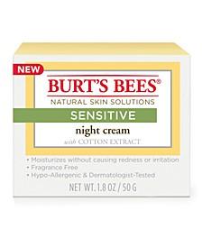 Sensitive Night Cream, 1.8 oz