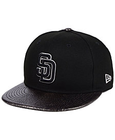 New Era San Diego Padres Snakeskin Sleek 59FIFTY FITTED Cap