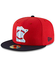 New Era Minnesota Twins Players Weekend 59FIFTY FITTED Cap