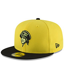 New Era Pittsburgh Pirates Players Weekend 59FIFTY FITTED Cap