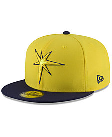 New Era Tampa Bay Rays Players Weekend 59FIFTY FITTED Cap