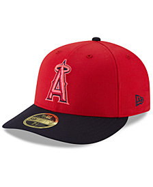 New Era Los Angeles Angels Players Weekend Low Profile 59FIFTY FITTED Cap