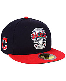 New Era Cleveland Indians Ultimate Patch Collection Front 59FIFTY FITTED Cap