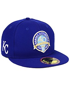 New Era Kansas City Royals Ultimate Patch Collection Front 59FIFTY FITTED Cap