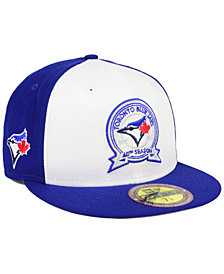 New Era Toronto Blue Jays Ultimate Patch Collection Front 59FIFTY FITTED Cap
