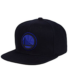 Mitchell & Ness Golden State Warriors Zig Zag Snapback Cap