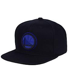 Mitchell & Ness Golden State Warriors Zig Zag Snapback Cap