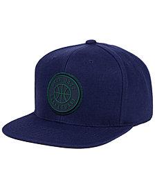 Mitchell & Ness Utah Jazz Zig Zag Snapback Cap