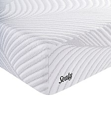 "Sealy Conform 10"" Treat Cushion Firm Memory Foam Mattress - Queen"