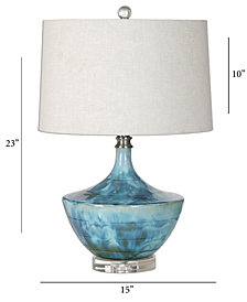 Uttermost Chasida Ceramic Table Lamp