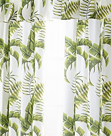Tropic Bay Tailored Valance