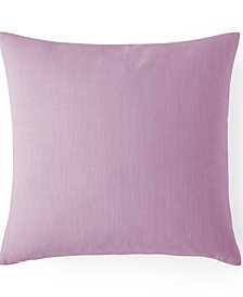 "Cambric Mauve Square Cushion 20""x20"""
