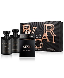 BVLGARI Man In Black Eau de Parfum 3-Pc. Gift Set, A $102 Value