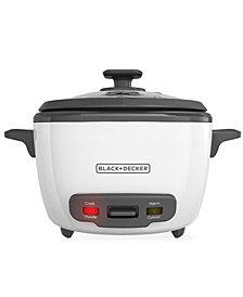 Black & Decker 14-Cup Rice Cooker & Food Steamer