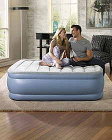 Simmons Beautyrest Hi Loft Raised Air Bed Mattress with Express Pump