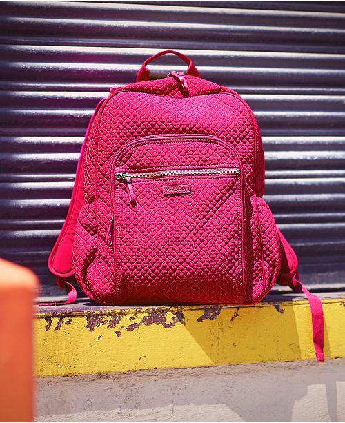 c930ee9b35 Vera Bradley Iconic Campus Backpack   Reviews - Handbags ...