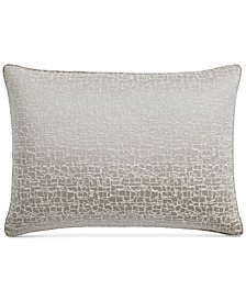 Hotel Collection Birch Silver Standard Sham, Created for Macy's