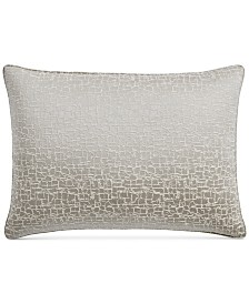 Hotel Collection Birch Silver King Sham, Created for Macy's