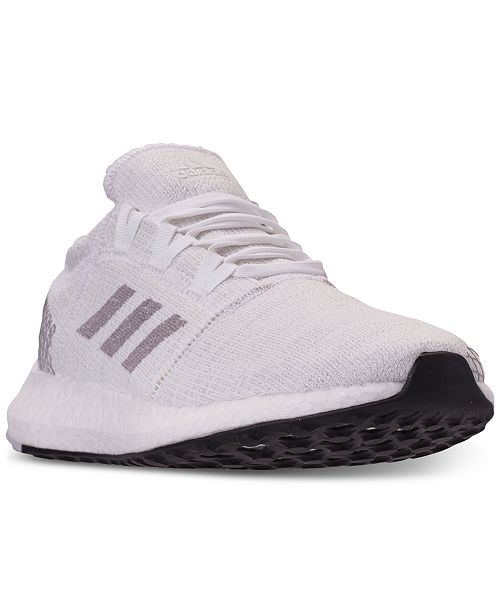 cb0de7e2e adidas Women s PureBOOST GO Running Sneakers from Finish Line ...