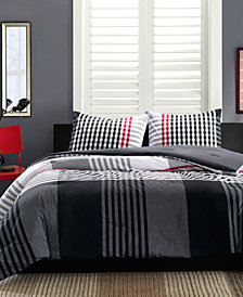 INK+IVY Blake 3-Pc. Full/Queen Comforter Set