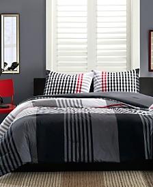 INK+IVY Blake Comforter Sets