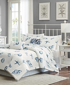 Harbor House Beach House 3-Pc. Reversible Comforter Sets
