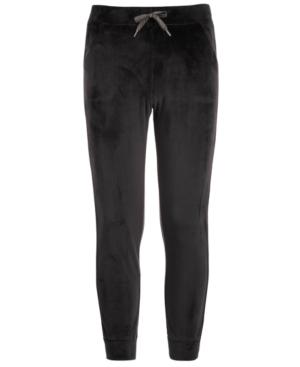 Ideology Big Girls TuxedoStripe Velour Pants Created for Macys