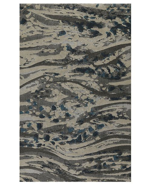 Macy S Fine Rug Gallery Mosaic Snap 3 3 Quot X 5 1 Quot Area Rug
