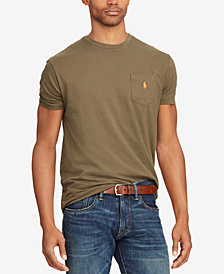 Polo Ralph Lauren Men's Classic-Fit Pocket T-Shirt