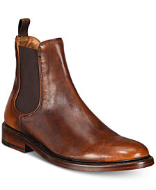 Frye Men's Jones Leather Chelsea Boots