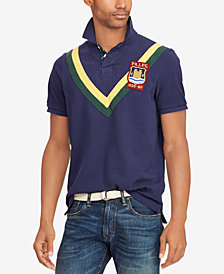 Polo Ralph Lauren Men's Classic Fit Mesh Cotton Polo