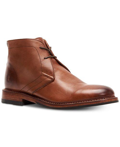 c0d2b1b6256 Men's Murray Leather Chukka Boots