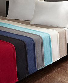 Peak Performance Micro Fleece Twin 3M Scotchgard Blanket