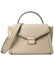 MICHAEL Michael Kors Whitney Top Handle Satchel