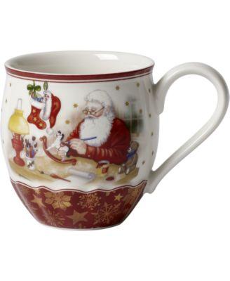 Toys Santa's Workshop Jumbo Mug